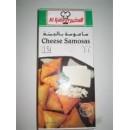 Cheese samosas